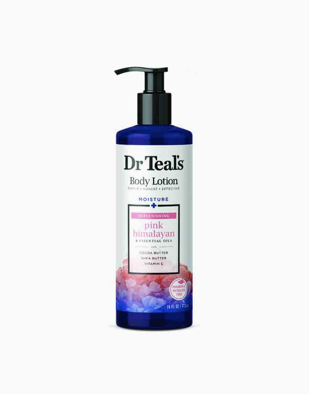 Replenishing Pink Himalayan Body Lotion by Dr. Teal's