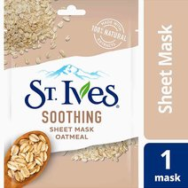 St. ives sheet mask soothing oatmeal   hero