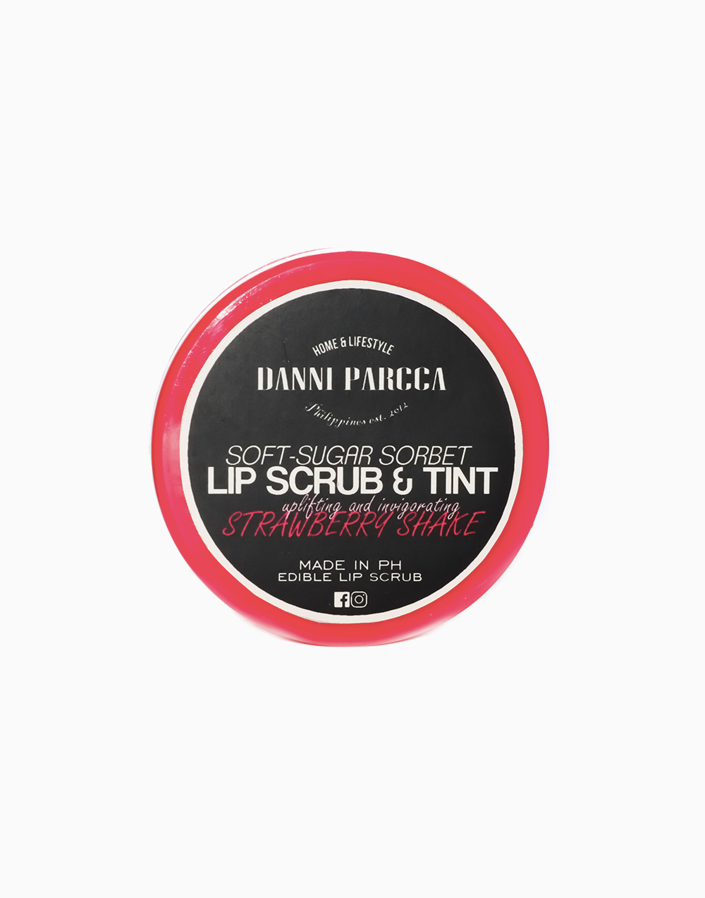 Lip Scrub & Tint by Danni Parcca