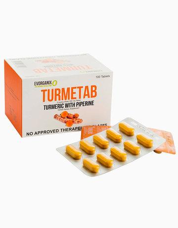 Turmetab (100 Tablets) by Turmetab