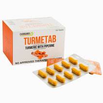 Turmetab (100 Tablets) by Turmetab