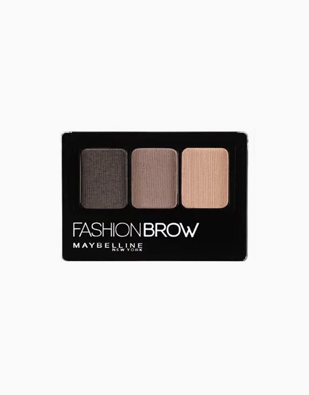 Fashion Brow 3D Palette by Maybelline | Dark Brown