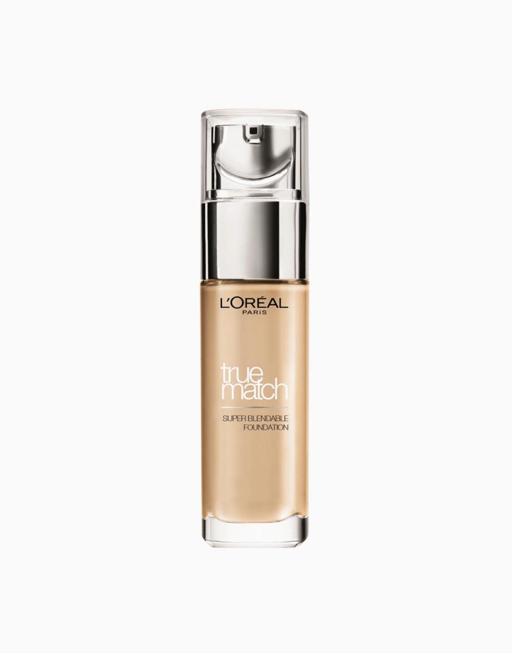 True Match Liquid Foundation by L'Oréal Paris | G3 Golden Beige