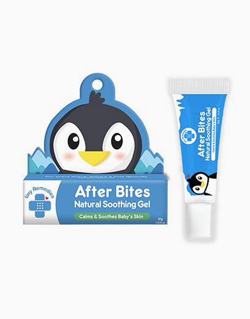 Natural Insect Bite Gel - After Bites! (20g) by Tiny Buds