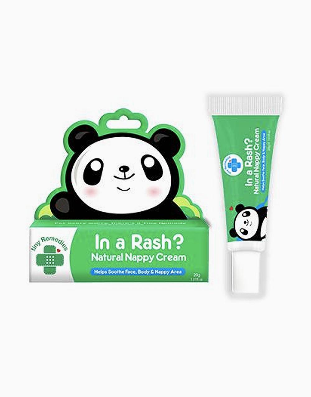 Natural Diaper & Rash Cream - In a Rash by Tiny Buds