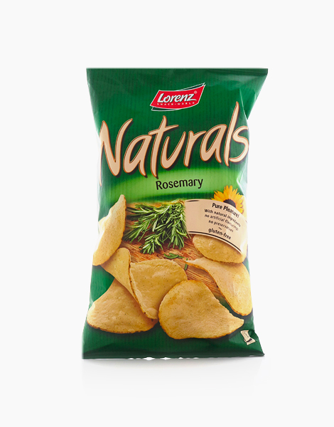 Rosemary Potato Chips (100g) by Lorenz