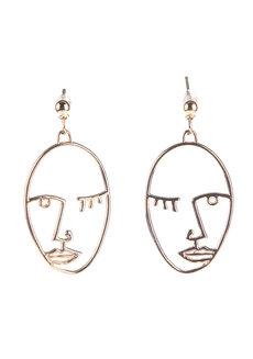 Kiwi Earrings by Froot