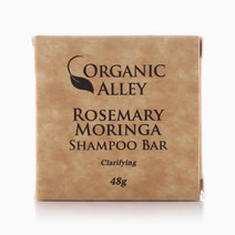 Rosemary Moringa Shampoo Bar by Organic Alley