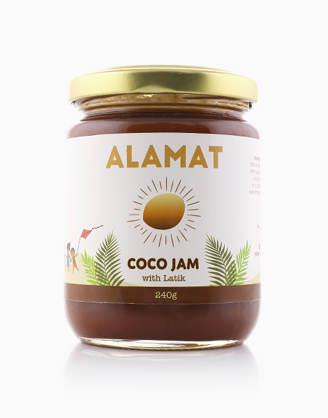 Cocojam with Latik (240g) by Alamat Specialty Foods