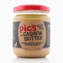 Pic's Peanut Butter Cashew Butter (195g) by Raw Bites