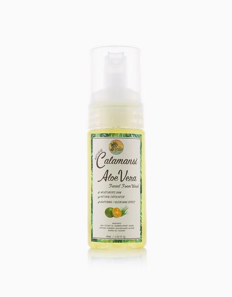 Calamansi Natural Facial Foam Wash by The Tropical Shop