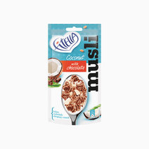 Fitella coconutmuesli chocolate 50g