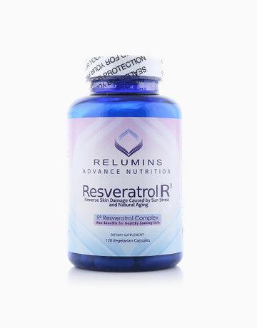 Resveratrol R3 (120 Capsules) by Relumins