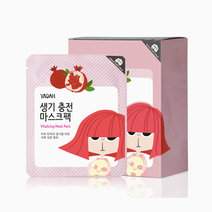 Yadah maskpack redhair 01set vitalizing