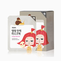 Yadah maskpack redhair 05set 600 collagen
