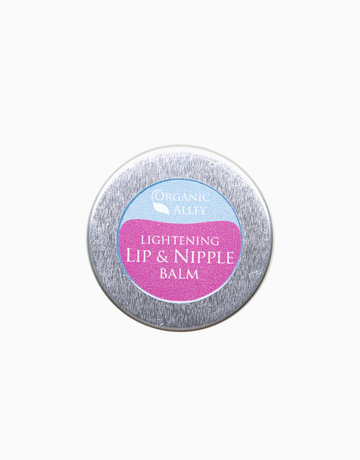 Lip & Nipple Balm by Organic Alley