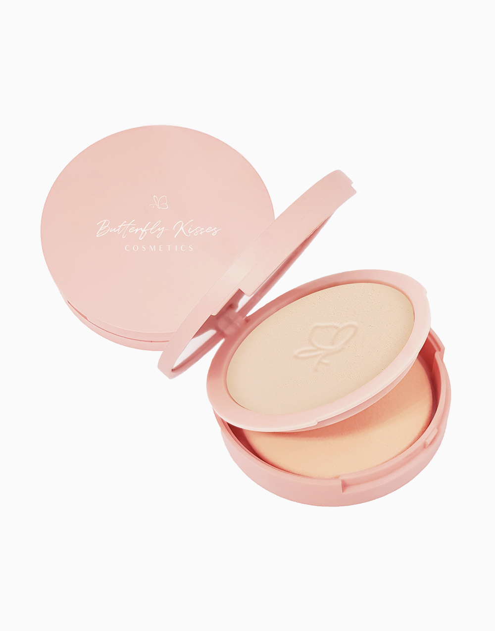 Skin Perfecting Matte Pressed Powder by Butterfly Kisses   Fair