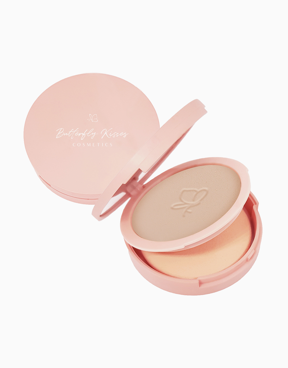 Skin Perfecting Matte Pressed Powder by Butterfly Kisses   Tan