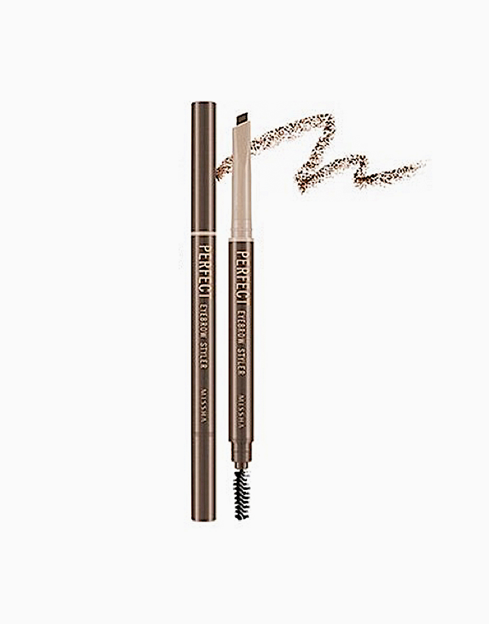 Perfect Eyebrow Styler by Missha | M9581 Brown
