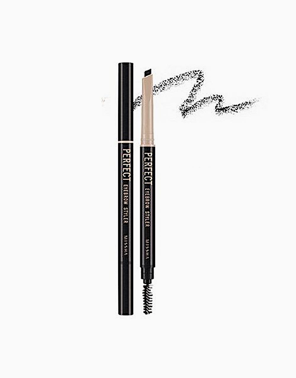 Perfect Eyebrow Styler by Missha | M9582 Black