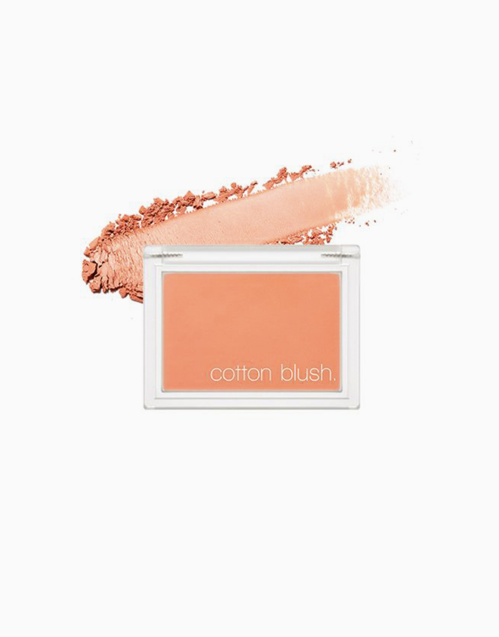 Cotton Blush by Missha | Carrot Buttercream