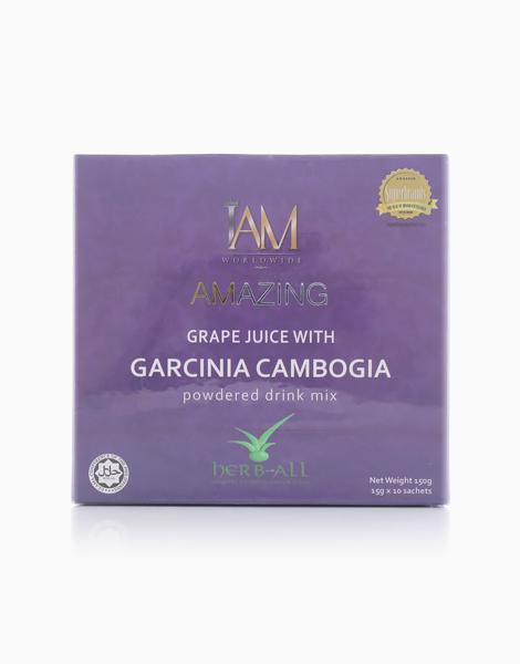 Amazing Grape Juice with Garcinia Cambogia (10 sachets, 15g) by iAMWorldwide