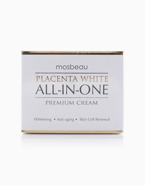 Placenta White All-in-One Premium Cream by Mosbeau