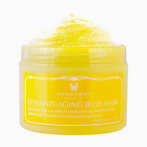 Re annies way q10 anti aging jelly mask 250ml