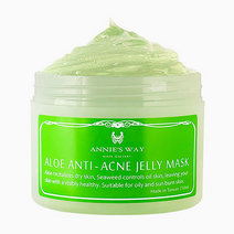 Re annies way aloe anti acne jelly mask 250ml