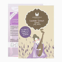 Lavender Extract Soothing Jelly Mask by Annie's Way