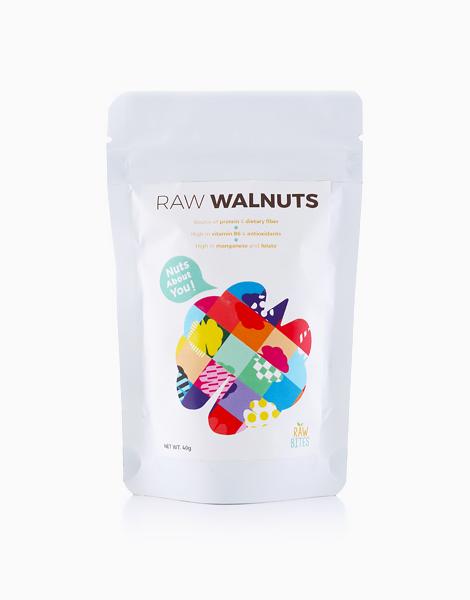 Raw Bites Raw Walnuts (40g) by Raw Bites PH