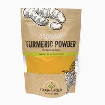 F2f  organic 100  turmeric powder 250g