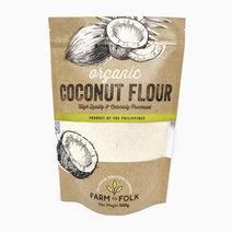 F2f organic coconut flour 500g