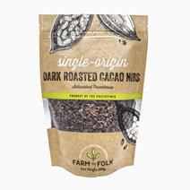 F2f organic dark roasted cacao nibs 250g