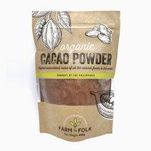 F2f organic cacao powder 450g