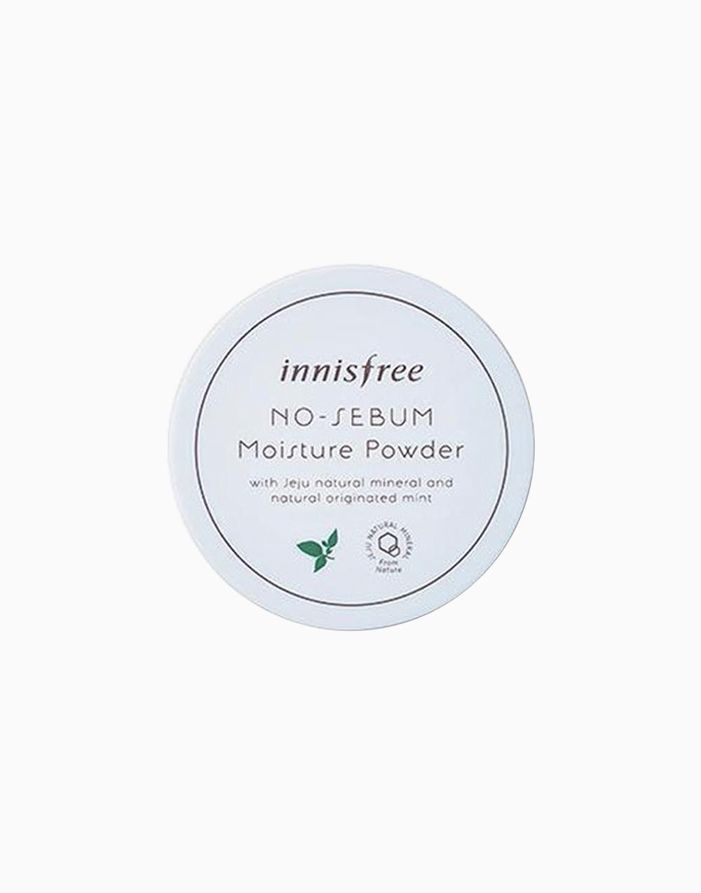No-Sebum Moisture Powder by Innisfree