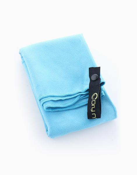 Dry n' Lite Microfiber Ultra Thin Series Sports Towel by Dry N' Lite Microfiber | Blue