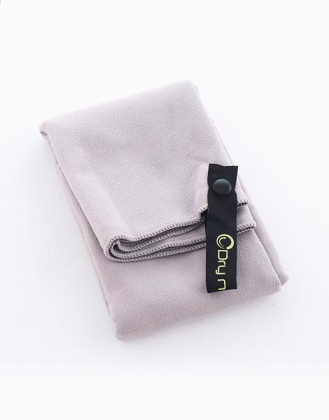 Dry n' Lite Microfiber Ultra Thin Series Sports Towel by Dry N' Lite Microfiber | Grey