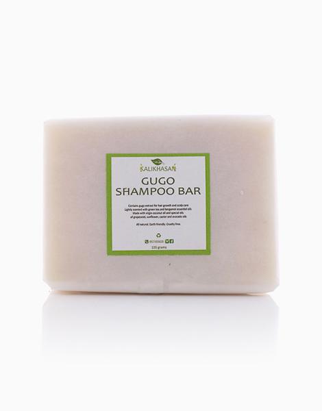 Gugo Shampoo Bar (135g) by Kalikhasan Eco-Friendly Solutions