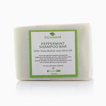 Peppermint Shampoo Bar With Shea and Olive (70g) by Kalikhasan Eco-Friendly Solutions