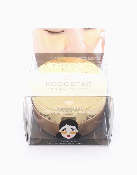 Princess Eye Patch Gold (Jar) by Kocostar