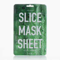 Cucumber Slice Face Mask Sheet by Kocostar