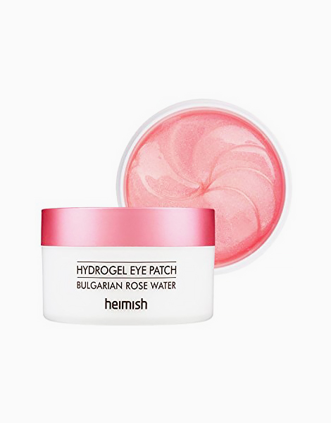 Bulgarian Rose Hydrogel Eye Patch by Heimish