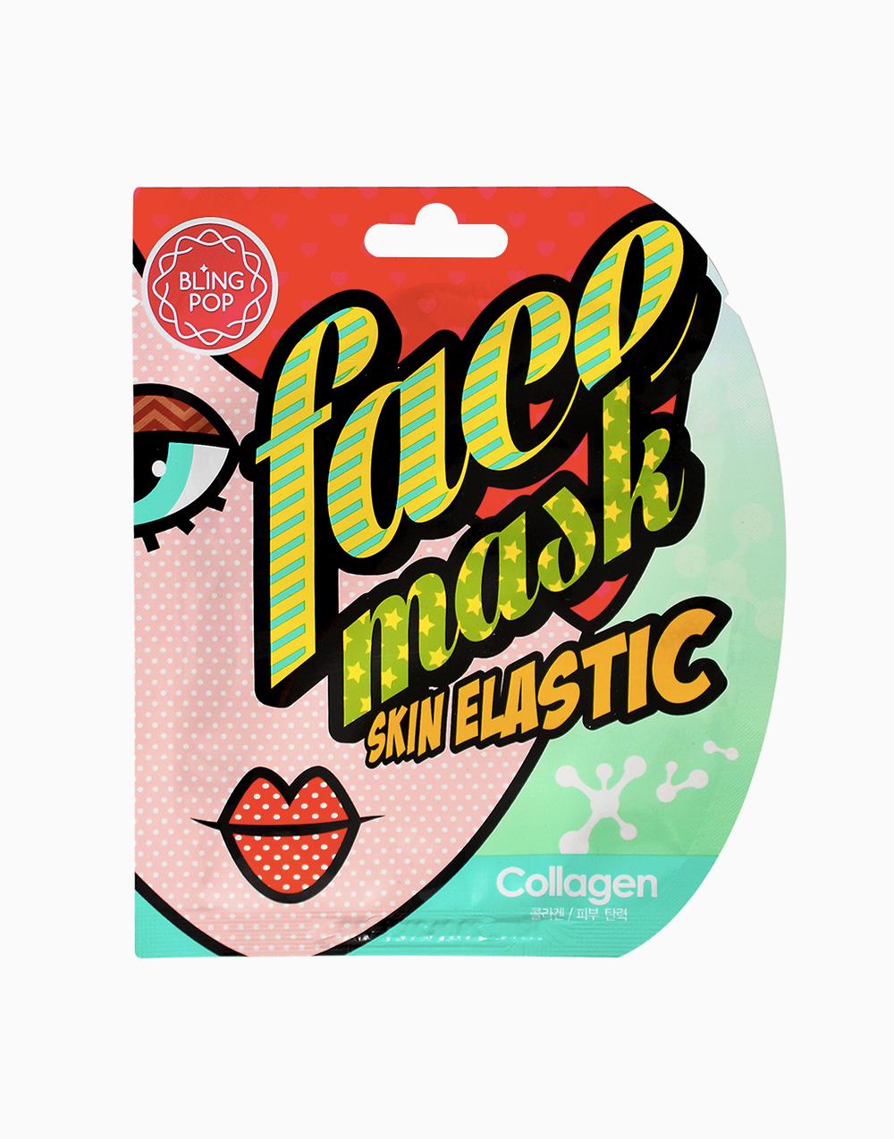 Collagen Skin Elastic Gel Face Mask by BlingPop
