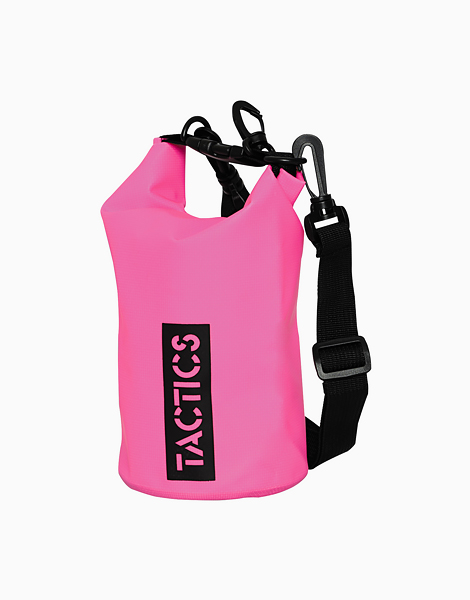 Ultra Dry Bag 2L by TACTICS WATER GEAR | Pink