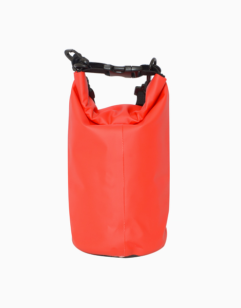 Ultra Dry Bag 2L by TACTICS WATER GEAR | Red