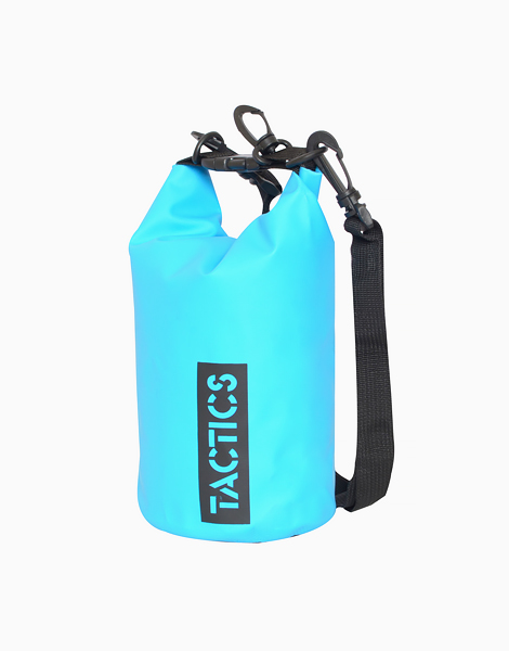 Ultra Dry Bag 2L by TACTICS WATER GEAR | Sky Blue