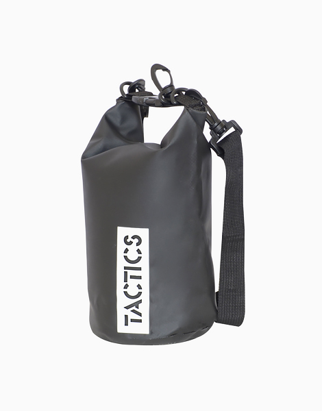 Ultra Dry Bag 2L by TACTICS WATER GEAR | Black