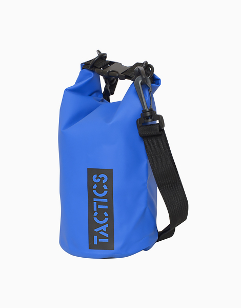 Ultra Dry Bag 2L by TACTICS WATER GEAR | Blue