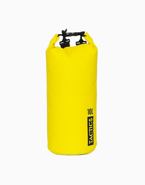 Ultra Dry Bag 10L by TACTICS WATER GEAR | Yellow